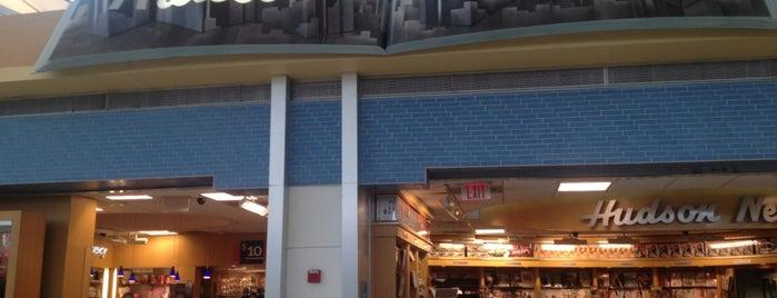 Hudson News is one of EWR Terminal C.