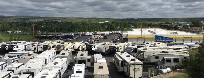 Camping World is one of Denver, CO.