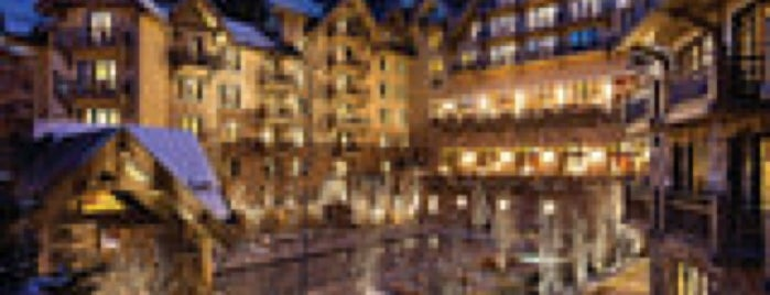 Four Seasons Resort and Residences Vail is one of ski bumming.