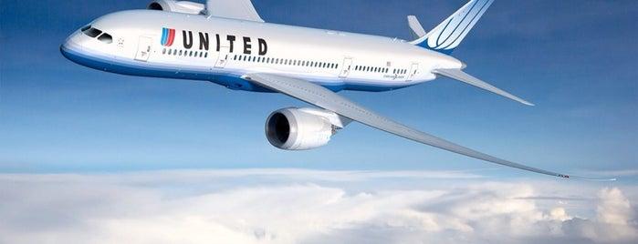 United Airlines Flight 32 is one of Gene 님이 좋아한 장소.