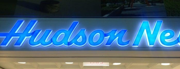Hudson News is one of Lieux qui ont plu à Alberto J S.