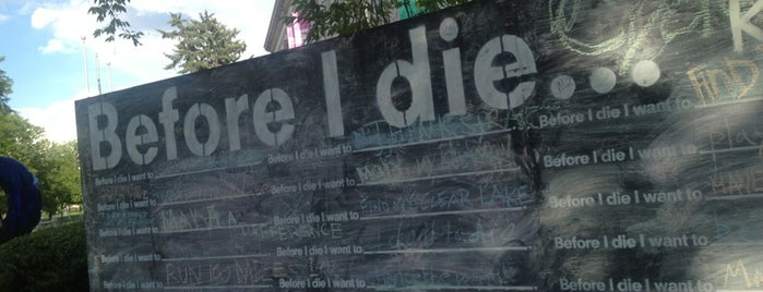 Before I Die Board is one of Lugares guardados de Tim.