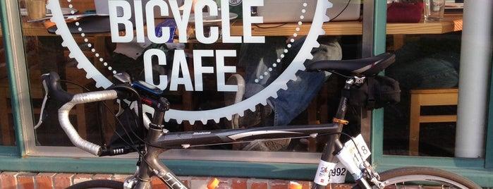Denver Bicycle Cafe is one of Denver.