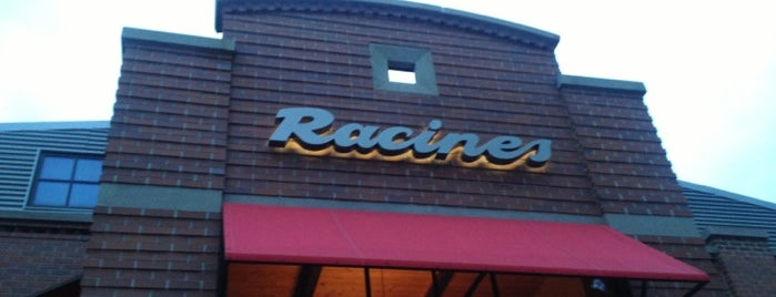 Racines is one of Lugares guardados de Tim.