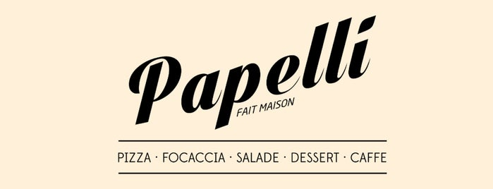 Papelli is one of Eating 🍱🥞🍕.