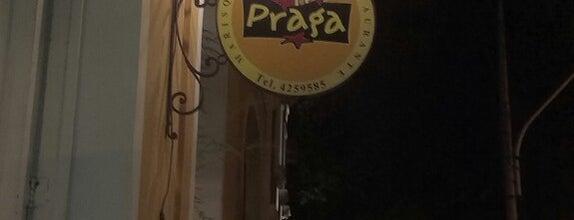 Praga Restaurant is one of Mendoza.