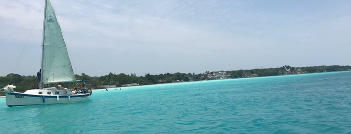 bacalar is one of Caribe Mexicano.