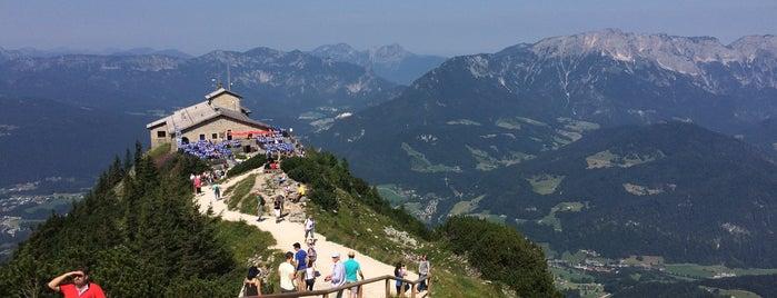 Kehlstein Gipfel is one of Bayerische Alpen.
