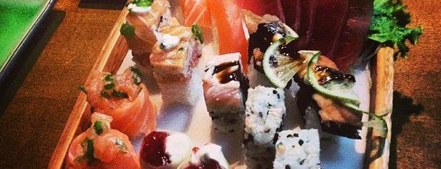 Shokuji Sushi is one of jantar.