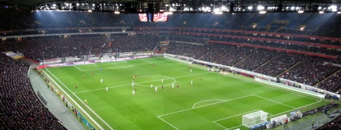 Deutsche Bank Park is one of Part 1~International Sporting Venues....