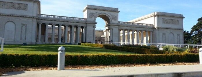 Legion of Honor is one of Favorite Spots!.