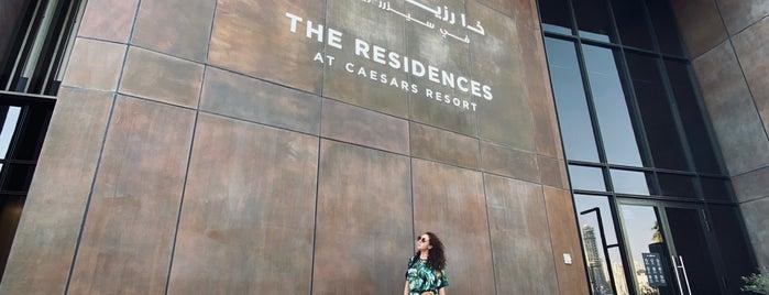 Caesars Bluewaters Dubai is one of Dubai November 2019.
