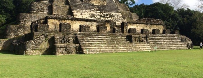 Altun Ha Archaeological Site is one of Chelseaさんのお気に入りスポット.