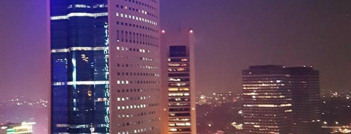 Sudirman Park Apartment is one of Locais salvos de Dewi.