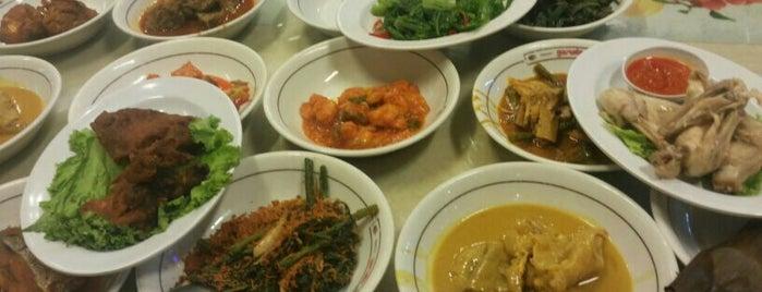 RM Padang Garuda is one of Jkt Simple Art of Eating.