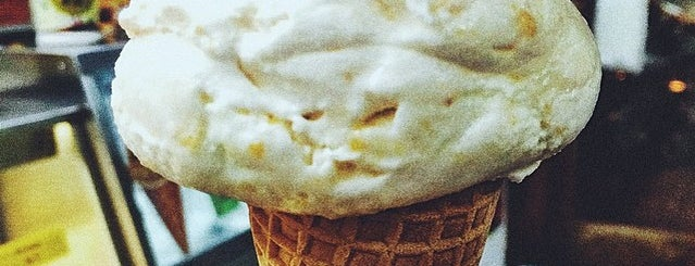 The Original Chinatown Ice Cream Factory is one of The New Yorkers: The Sweet Life.