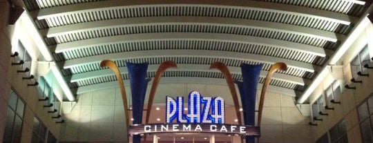 Cobb Plaza Cinema Café 12 is one of ENTERTAINMENT.
