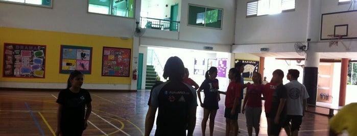 Kinabalu International School (KIS) is one of Lieux qui ont plu à Daniel.