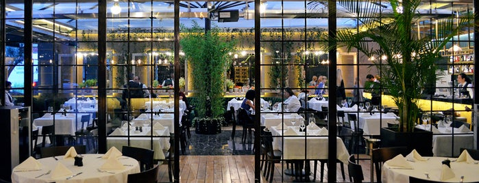 il CONTE Ristorante is one of İstanbul.