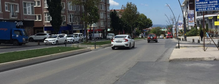 Boğaziçi Çamlıca Konakları is one of Locais salvos de Fatih.