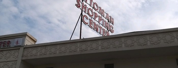 Ottoman Shopping Center is one of Turkey.