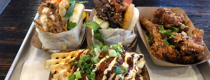 Koja Kitchen is one of Silicon Valley Eats.