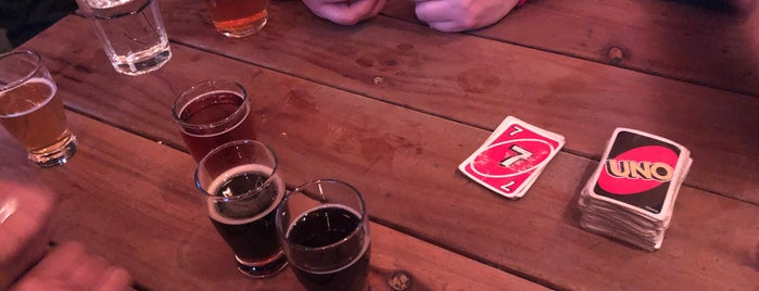 Standard Deviant Brewing is one of An Arty Elitist's Guide to San Francisco.