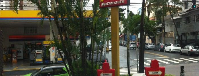 McDonald's is one of Orte, die Joaquim gefallen.