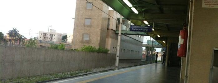 Estação Jardim Helena-Vila Mara (CPTM) is one of Lugares favoritos de Giselle.