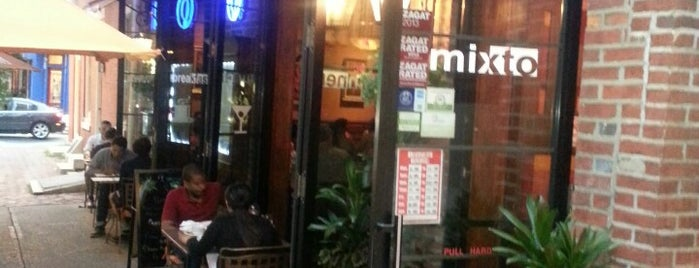 Mixto Restaurant is one of Been There, Done That.