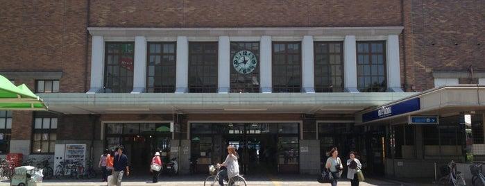 Kōbe Station is one of ぎゅ↪︎ん 🐾'ın Kaydettiği Mekanlar.