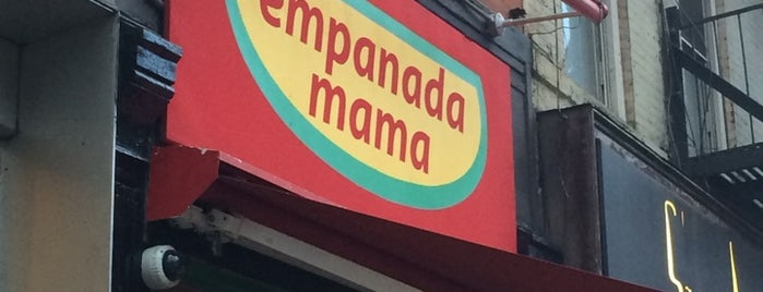 Empanada Mama is one of NYC Food, Drinks, Culture & Entertainment.
