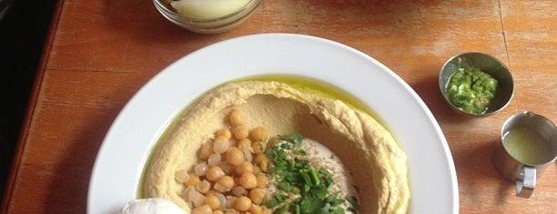 Zula Hummus Café is one of Berlin, Germany.