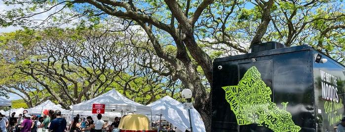 Kailua Farmer's Market is one of Hawaii.