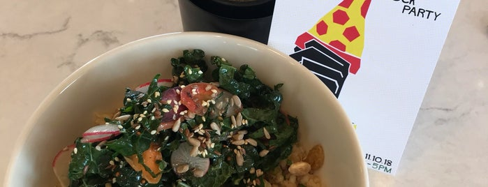Superba Snacks + Coffee is one of Restaurants to Try - LA.