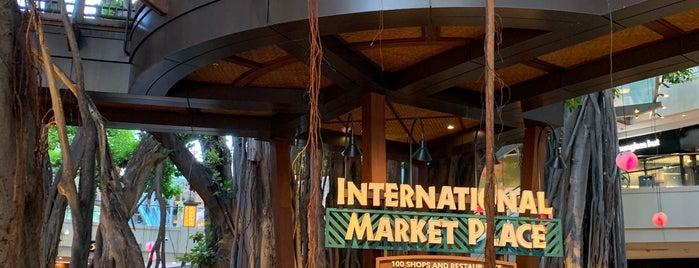 International Market Place is one of สถานที่ที่ Ailie ถูกใจ.