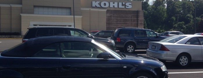 Kohl's is one of Lieux qui ont plu à Tiona.