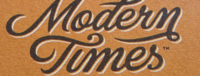 Modern Times Lomaland Fermentorium is one of Beer / Ratebeer's Top 100 Brewers [2018].