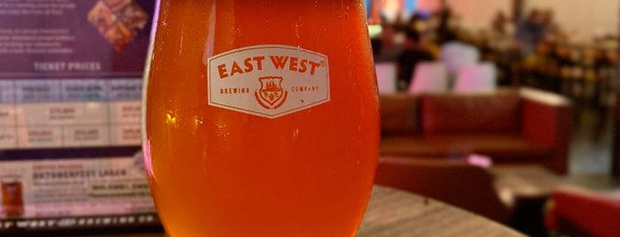 East West Brewing Company is one of Saigon.