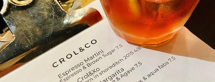Crol & Co is one of London : Coffee & Breakfast.