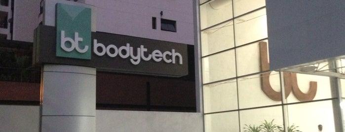 Bodytech is one of Fabio 님이 좋아한 장소.