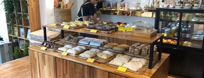 빵꼼마 is one of Bakeries.