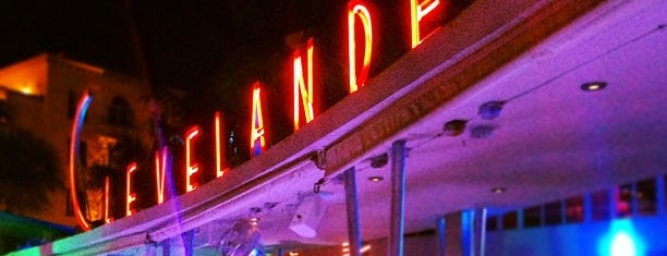 Clevelander South Beach Hotel and Bar is one of Orte, die Daniel gefallen.