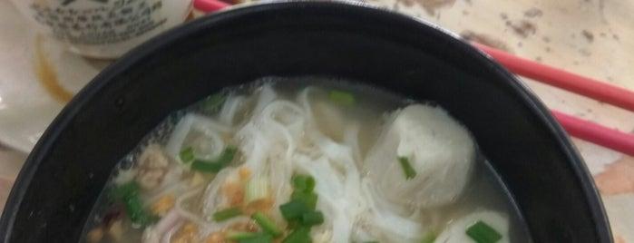 Restoran Kim Seng (金星茶餐室) is one of Tempat yang Disukai See Lok.