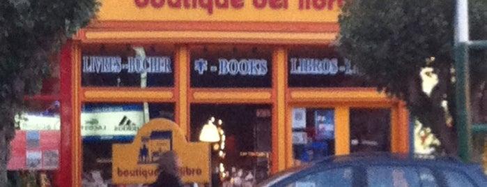 La Boutique del Libro is one of Patagônia.
