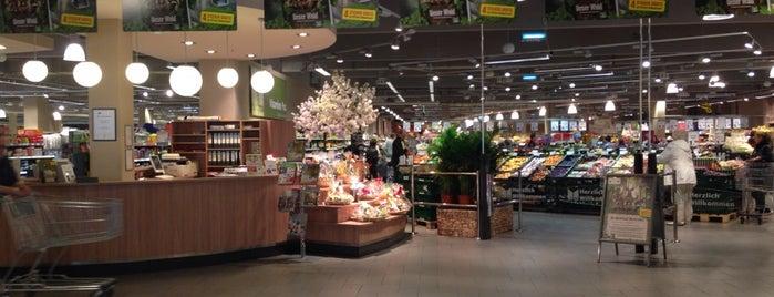 Marktkauf is one of Go Veggie!.
