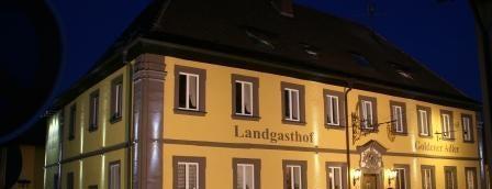 Landgasthof Goldener Adler is one of ❤-Plätze.