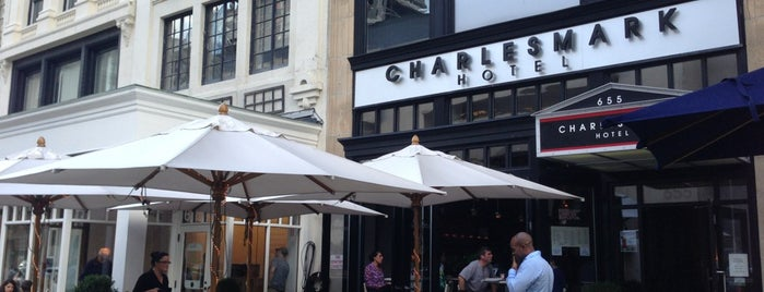 The Charlesmark Hotel & Lounge is one of USA: Hotels.