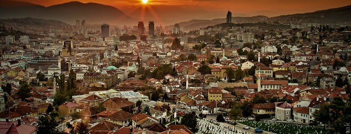 Saraievo is one of Sarajevo - List -.