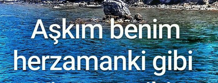 deniz Kızı is one of Marmaris.